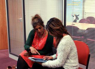 Mentoring meeting