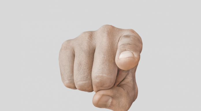 Our ICT Dept needs you pointing finger