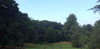 Wrexham Acton Park Gorsedd Stones