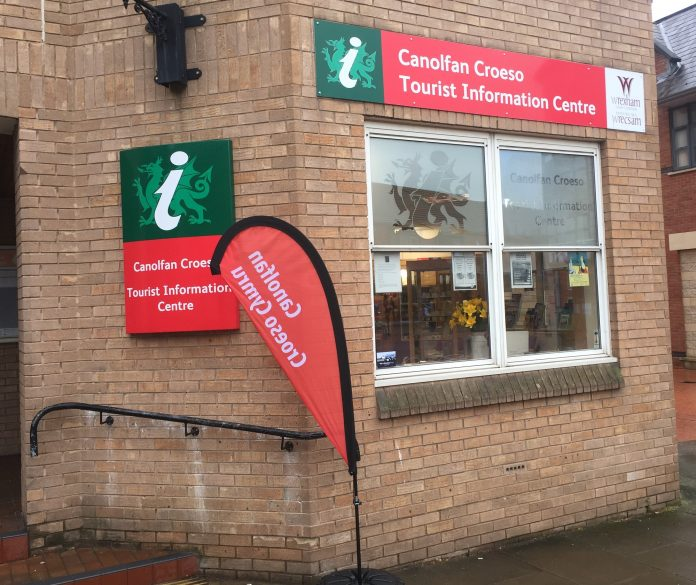 Wrexham Council Tourist Information Centre