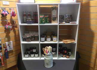 Wrexham Council Tourist Information Centre Food Drink