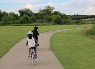 Cycling With Kids Wrexham Fun Parks