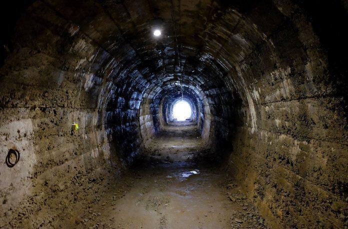 Wrexham Urban Myths Legends Tunnels