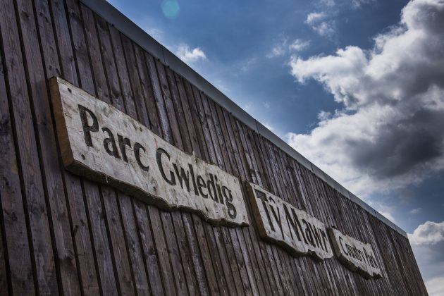Ty Mawr Country Park near Cefn Mawr
