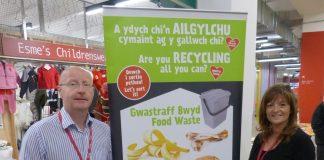 Recycling Ty Pawb Wrexham
