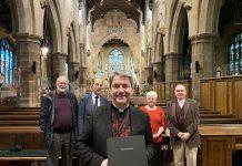 Saint Giles Church Staff
