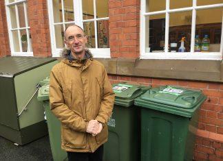 Recycling School Caretaker