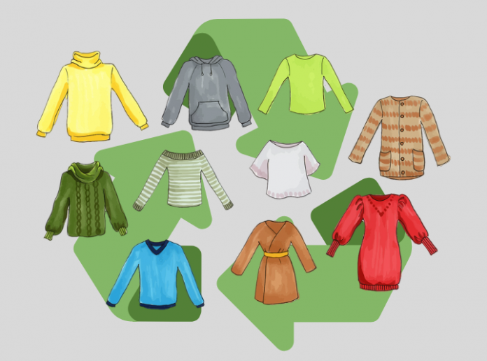 Clothes Clothing Recycling Textiles