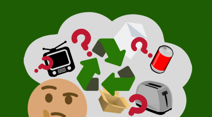 Recycling Recycle Quiz Question