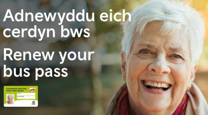 Bus pass renewal at your library