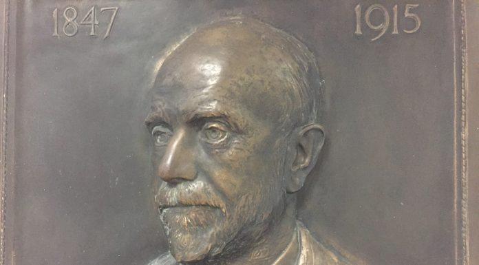 Alfred Neobard Palmer Plaque