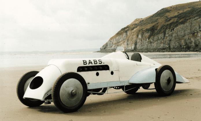 Babs Racing Car Local Wrexham