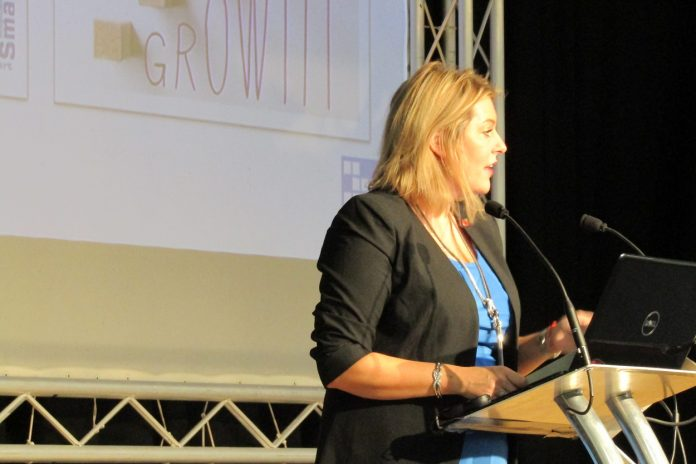 Mims Davies talks about the North Wales Growth Deal