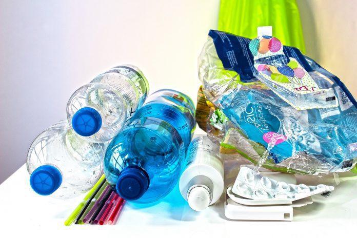 Plastic Recycling Single-use