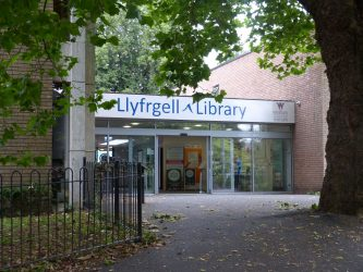 Wrexham Library