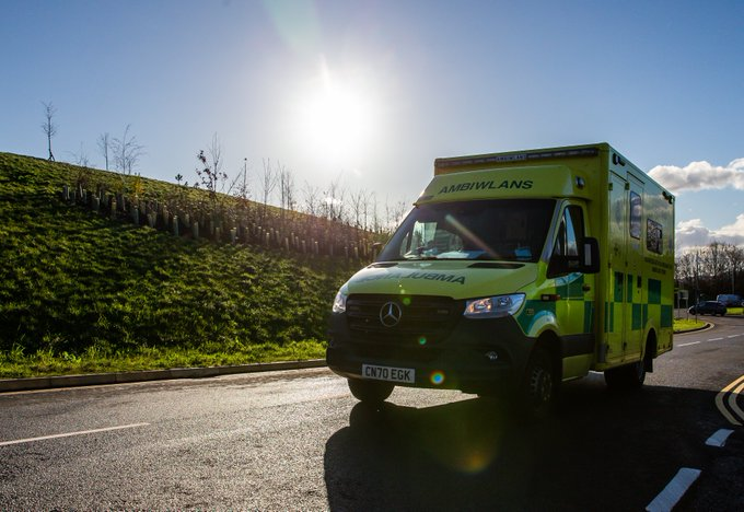 Welsh Ambulance
