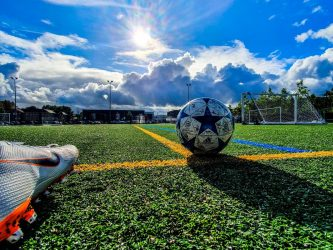 Football on 3G pitch