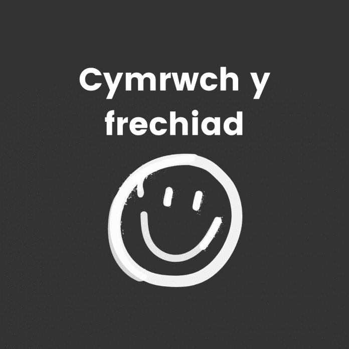 Cymrwch y frechiad